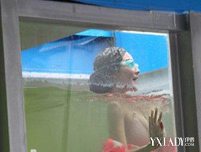 【图】刘雨欣比基尼图片大尺度出位湖南台只为博收视