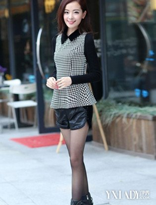 【图】分享矮女生冬季穿衣搭配显高显瘦显时尚