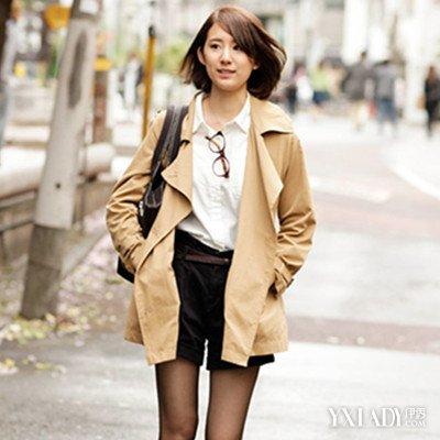 【图】女生矮个子能穿长款大衣吗把大衣穿美很容易