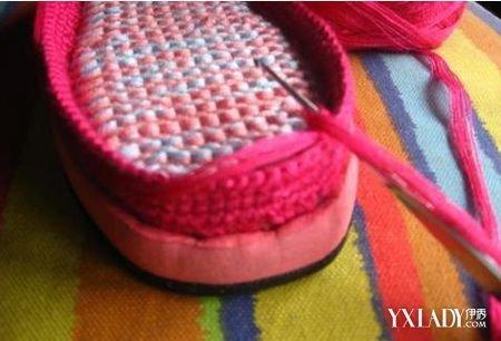 【图】织拖鞋的方法是什么教你编出优雅精致的拖鞋