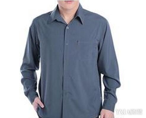 【图】长袖衬衫男中老年款式衬衫的分类大全