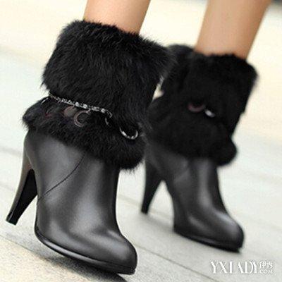 【图】女生腿短穿什么靴子好看女性穿靴子应切记六要素