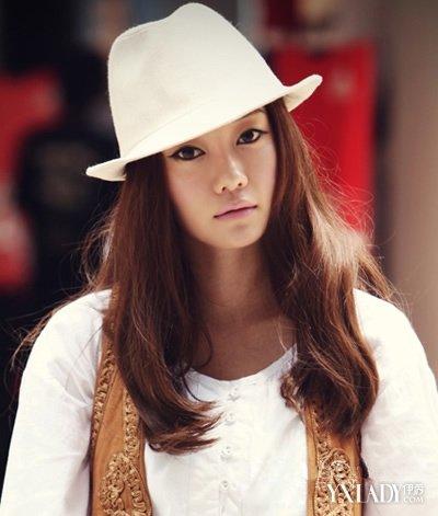 【图】大圆脸适合什么帽子好看4种帽子搭配显得更美