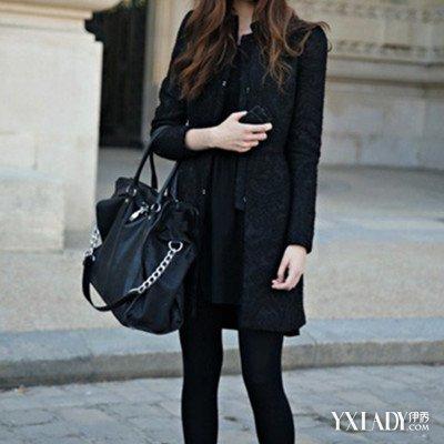 【图】无袖小黑裙冬搭配内搭图片教你如何如何驾驭黑色诱惑