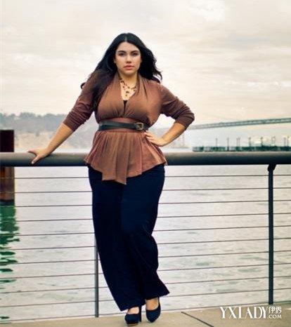 【图】身材矮小偏胖穿衣搭配风格教你几招显瘦的搭衣技巧