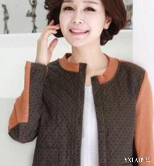 【图】中老年春秋外套女装怎么搭配教你走妈妈们的时尚之路