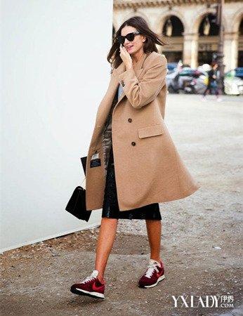 【图】运动鞋搭配图片集合教你怎么配出清新甜美的感觉