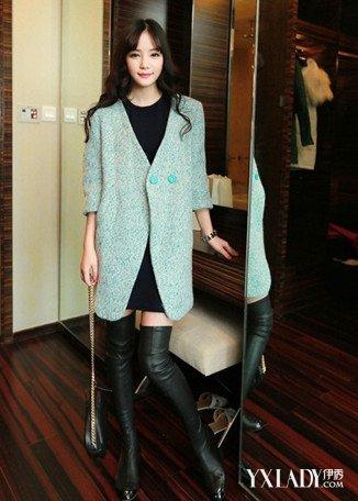 【图】矮个子女生穿什么大衣好看显高显瘦小技巧你们学会了吗