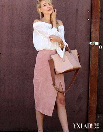 【图】个子瘦小女生穿衣搭配示范4款巧搭让你瞬间变高大上