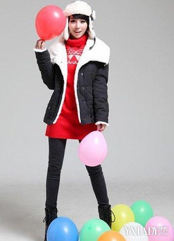 【图】4款冬天穿衣显高搭配矮个子女生的福利帖
