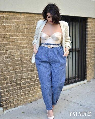 【图】胖女孩衣服搭配图片4款时尚搭配展现你的气质