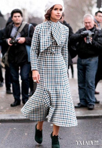 【图】矮个子穿超长大衣搭配教你轻松驾驭所有时装
