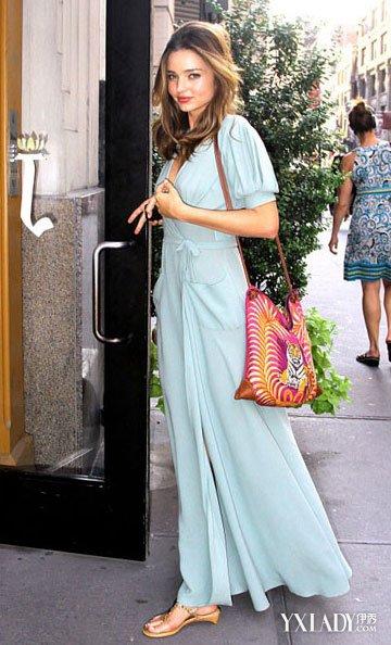 米兰达可儿裙子
