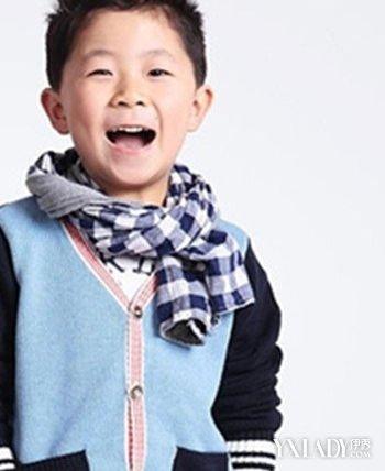 【图】中大男童针织衫推荐把孩子打扮成小大人