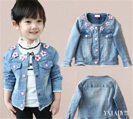 【图】女童春秋外套新款有哪些牛仔外套让你的小公主走在时尚之路