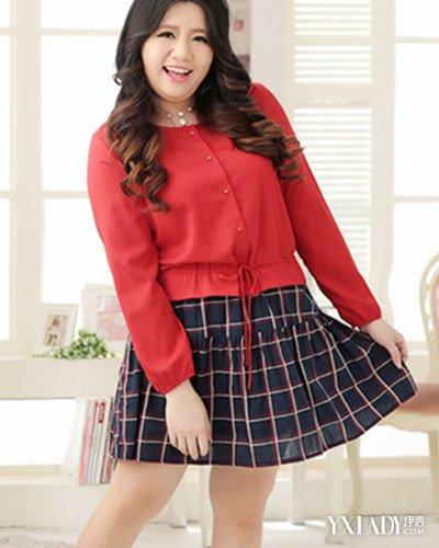 【图】胖妹妹穿衣搭配技巧大全胖妞也能穿出你的美丽