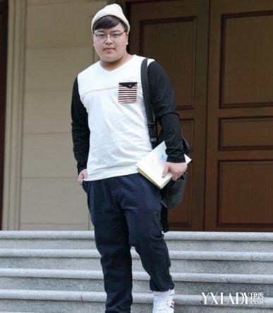 【图】胖男孩穿衣搭配图片欣赏4款搭配超显瘦