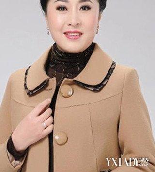 【图】中老年女装秋装外套中长款搭配妈妈的时尚之路