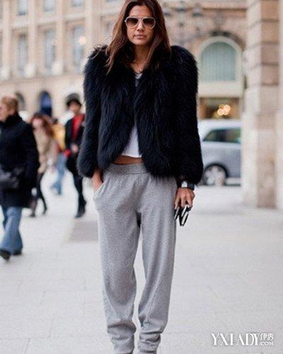 【图】运动上衣配什么裤子四招搭配让你穿出大明星的感觉