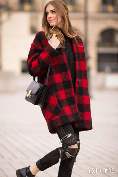 【图】冬天时尚女装搭配大全4种搭配让你展现无穷魅力