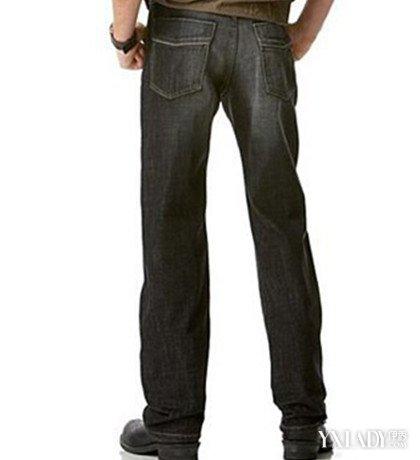 【图】男腿粗穿什么牛仔裤显瘦时尚两不误