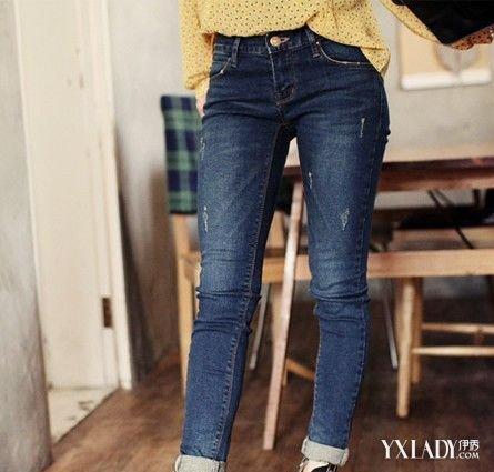 【图】腿粗如何挑选牛仔裤3招教你摆脱小粗腿