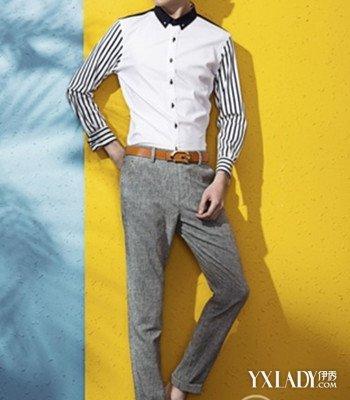 【图】男瘦子穿衣搭配技巧想要变得有料的男同胞们不要错过哦