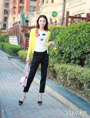 【图】身材娇小女生穿衣搭配推荐让你穿出简约风格