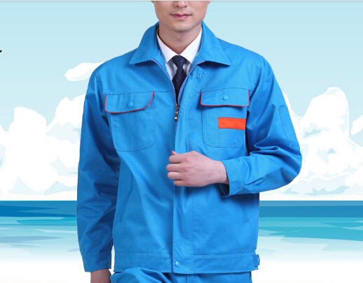 加油站工作服电网工作服长袖工服防静电服工装制服