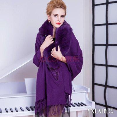 【图】紫色礼服配什么披肩好看服饰颜色搭配达人教你高招