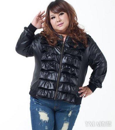 【图】胖女人冬季服装搭配技巧如何在冬季也能显高显瘦