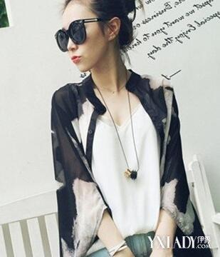 【图】开衫女夏薄有哪几种女生夏季必备单品