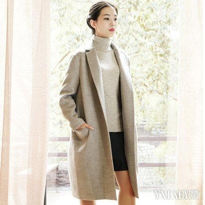 【图】圆领毛呢大衣怎么搭配呢时尚潮流的方法你必须收藏