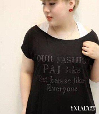 【图】胖妞搭配衣服饰图片欣赏3款显瘦穿搭让你身材更完美