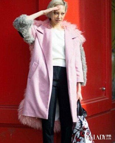 【图】欣赏腿短的女生穿衣搭配图冬天瞬间拉长腿型变高妹