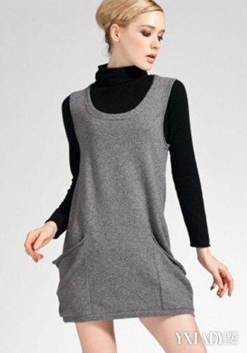 【图】烟灰色连衣裙该怎么搭配裤子九种搭配教你搭出好看的裙子