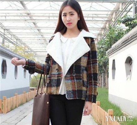 【图】矮小女生冬季搭配图片四类时尚单品摆脱矮个困扰