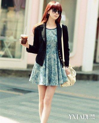 【图】a字连衣裙之夏天怎么搭配清爽的穿衣技巧教给你
