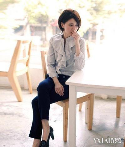 【图】短发女穿衣搭配穿出充满优雅淑女的女人味