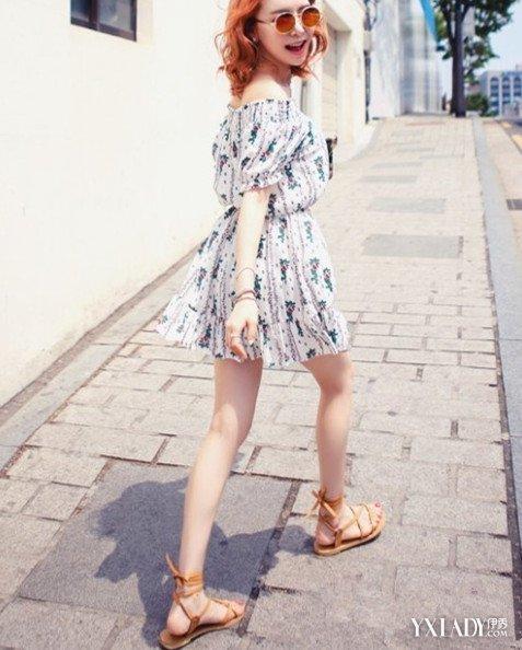 【图】小个女生穿衣搭配图片欣赏四款搭配让你轻松时髦一整夏