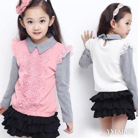 【图】大女童t恤短袖搭配教程让您的宝贝轻松变身潮流公主