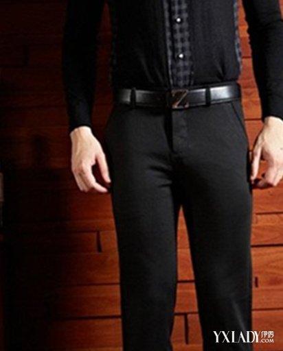 【图】o型腿穿什么裤子男生图片大盘点时尚西裤助你修饰腿型