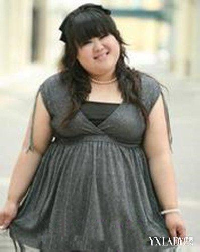 【图】连衣裙大码女装如何搭配教你几招显瘦搭衣技巧