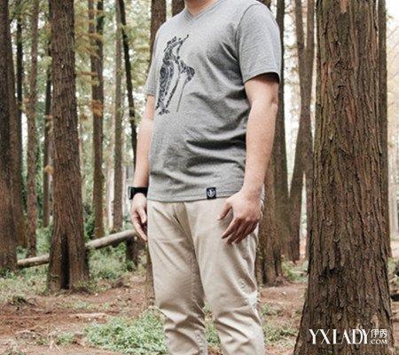 【图】男胖子穿衣技巧四大搭配示范更好地帮助你
